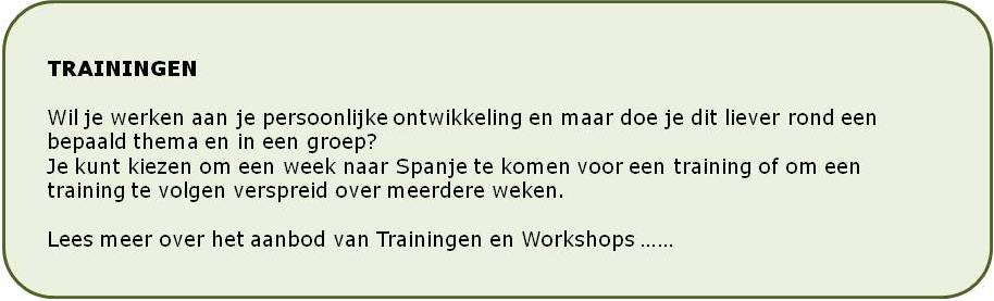 trainingen breed HOME